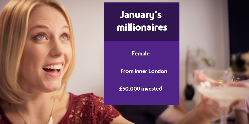 January 2019 Premium Bonds jackpot winner - Inner London