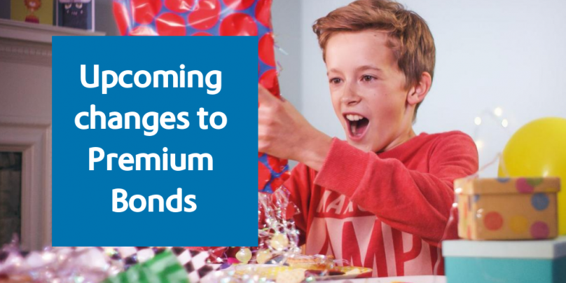 Upcoming changes to Premium Bonds following Autumn Budget 2018