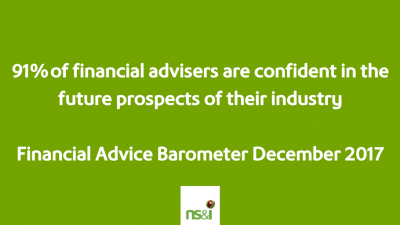 NS&I survey shows confidence in advice industry at all time high