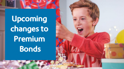 Good news for Premium Bonds savers as lower minimum investment and gifting facility to be introduced